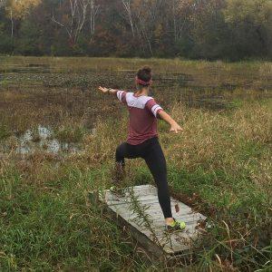 yoga-on-land